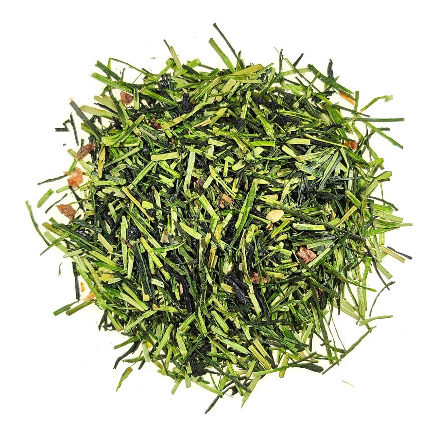 Yuzu Kukicha (柚子茎茶)