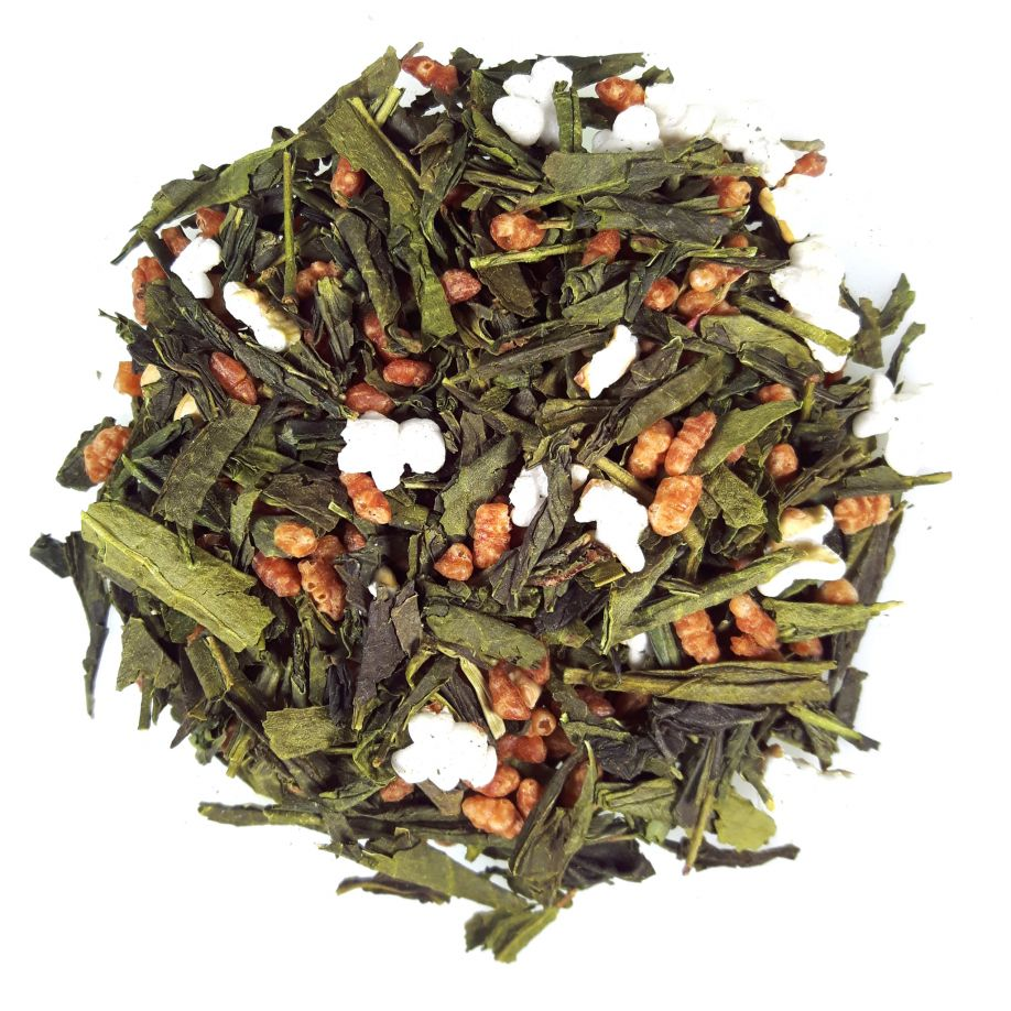 Genmaicha (玄米茶)
